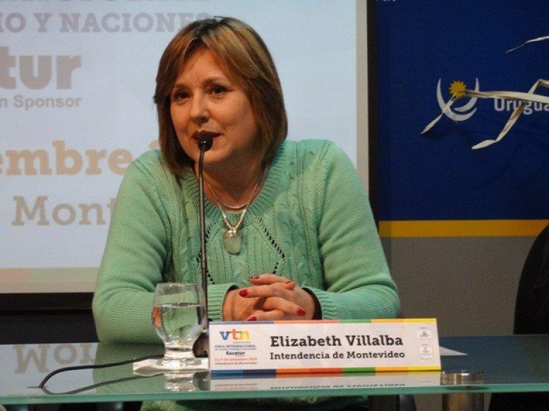 Elizabeth Villalba propone 'encontrar todas las herramientas posibles para tener una mirada fuerte, potente y clara de la importancia que tiene el turismo'.