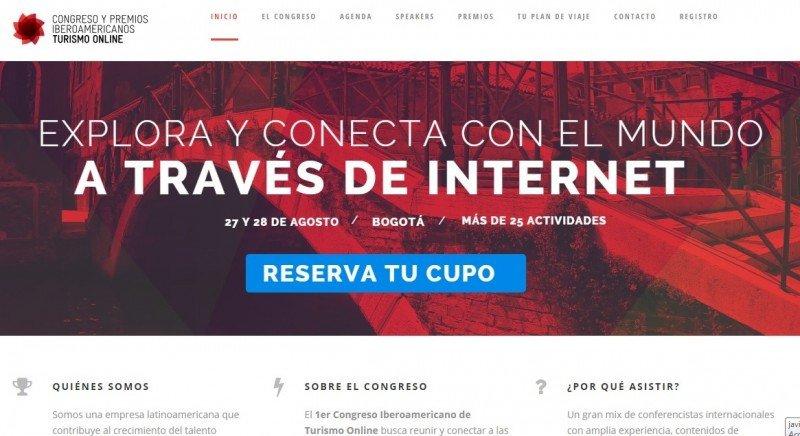 Ganadores de becas para el Congreso y Premios Iberoamericanos de Turismo Online
