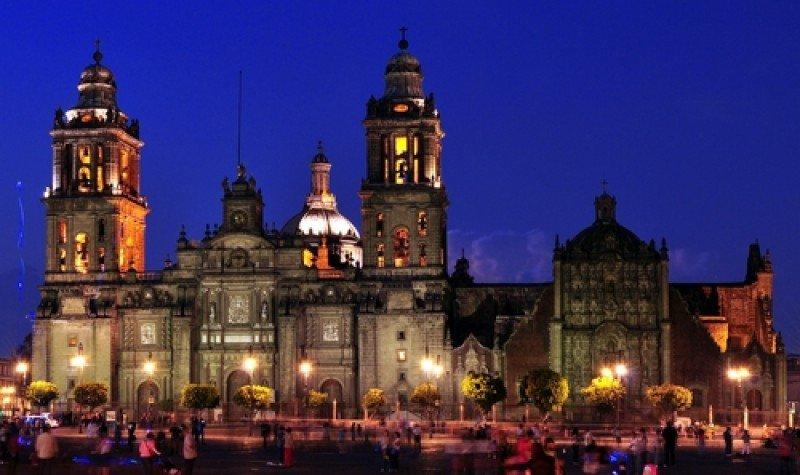 La capital mexicana muestra los niveles de turismo extranjero más altos de la última década. #shu#