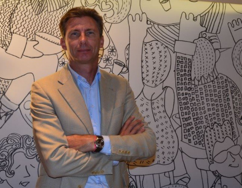 Franck Pruvost, director de Ibis para América del Sur.
