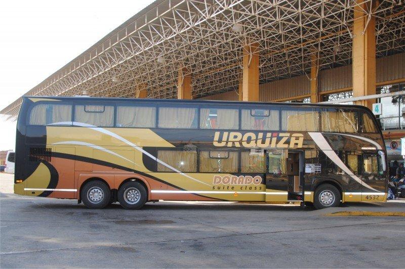 General Urquiza ofrece micros Suite Class en la ruta Catamarca-Buenos Aires.