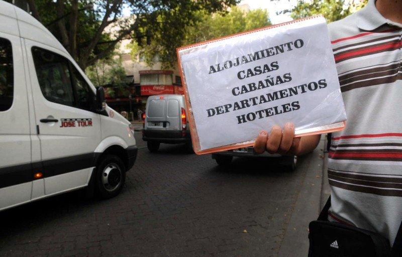 En Argentina hay más de 600.000 plazas informales.