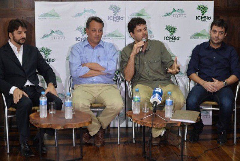 Las obras fueron anunciadas por la empresa municipal de turismo de Río de Janeiro.