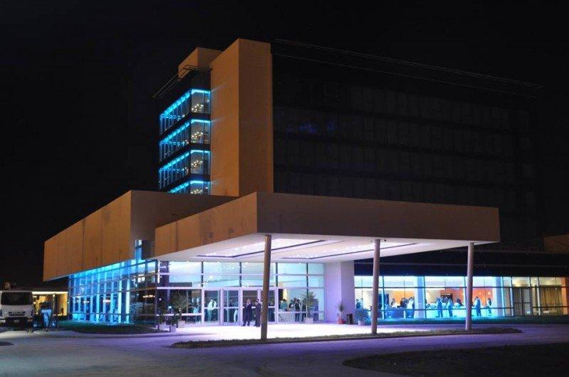 Inauguran complejo Gala Hotel y Centro de Convenciones en Chaco.