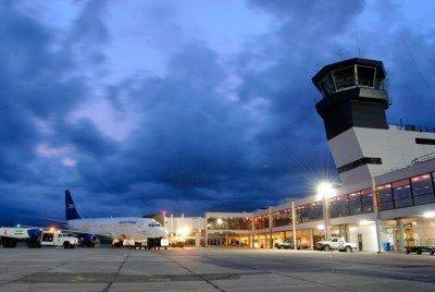 Aeropuerto de la ciudad de Salta.