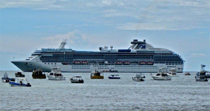 El puerto de San Juan del Sur recibirá la mayoría de las escalas.