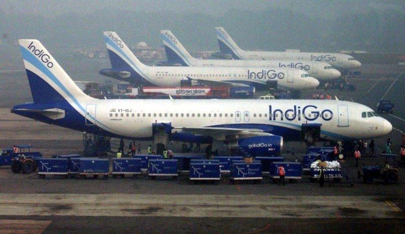 Fundada hace nueve años, Indigo es la compañía aérea más importante en el mercado doméstico de la India.