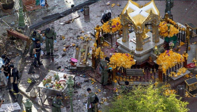 Organismos de turismo internacional condenan el atentado en Tailandia