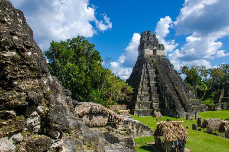 Tikal, Guatemala. #shu#
