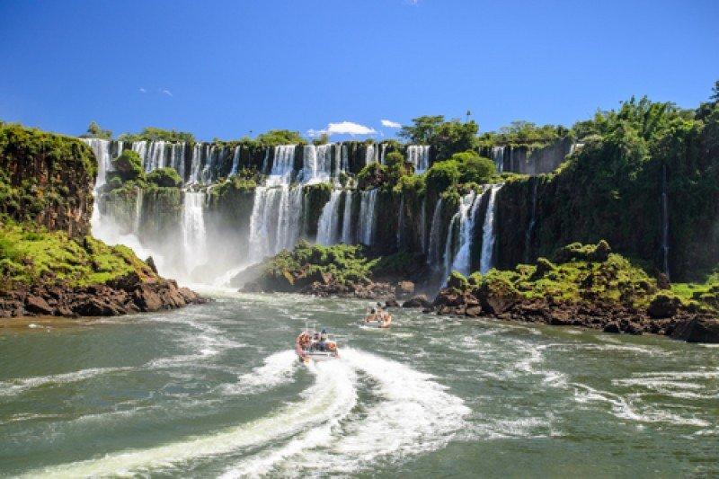 Cataratas de Iguazú, Argentina/Brasil/Paraguay. #shu#