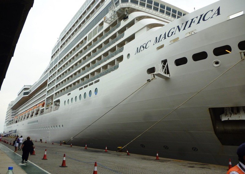 Cruceros: 'nos interesa saber cómo ven las compañías la situación'