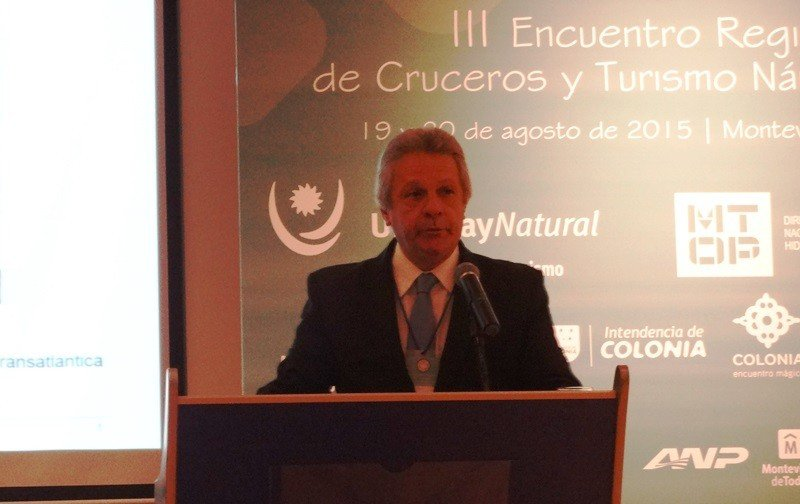 Rene Hermann, director presidente de Costa Cruceros Sudamérica.