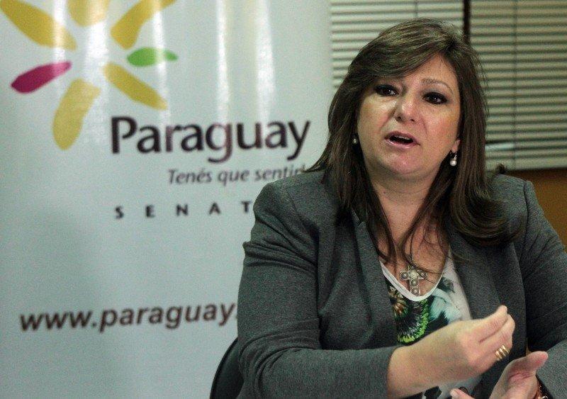 Marcela Bacigalupo, Secretaria de Turismo de Paraguay.