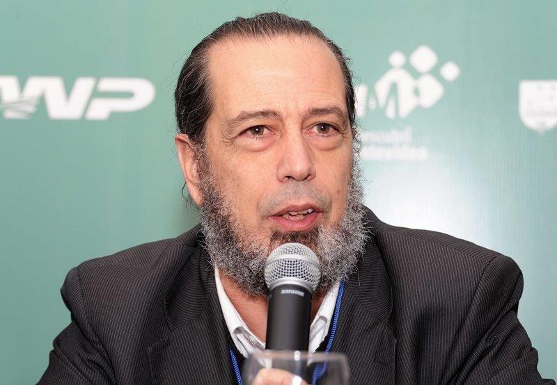 Alberto Díaz, presidente de la Administración Nacional de Puertos de Uruguay (ANP).