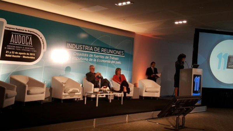 Graciela Sánchez en el 11° Congreso de Audoca hizo recomendaciones sobre el realcionamiento entre OPC y agencias de viajes.
