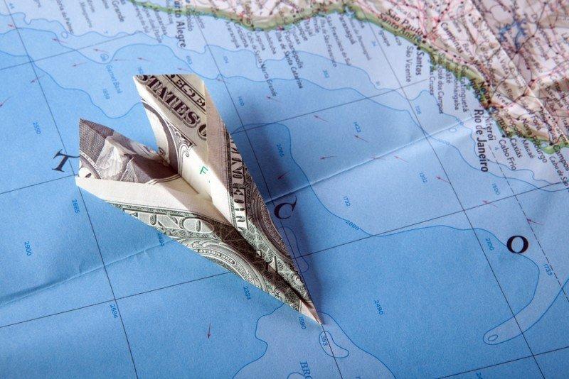 La balanza turística muestra un déficit acumulado de US$ 8.200 millones en siete meses. #shu#