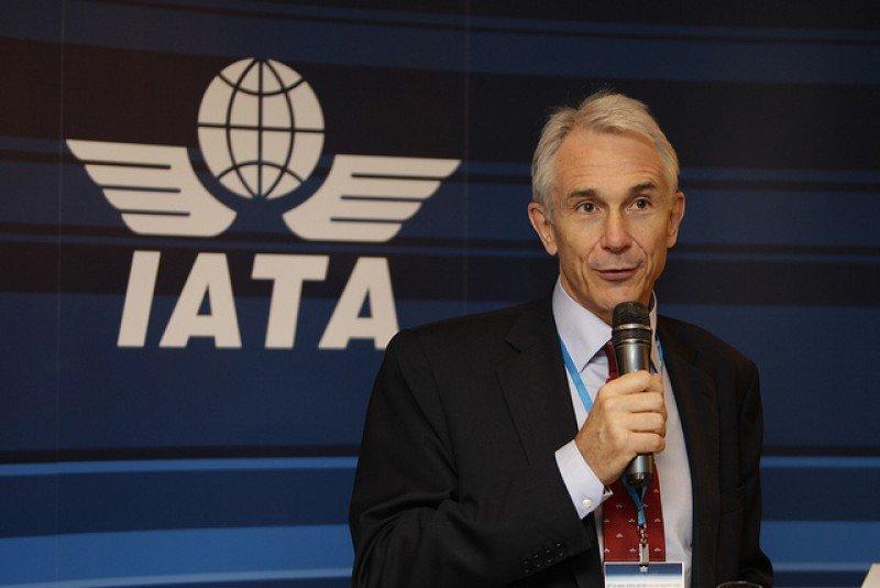 La IATA comienza la búsqueda del sucesor de Tony Tyler.