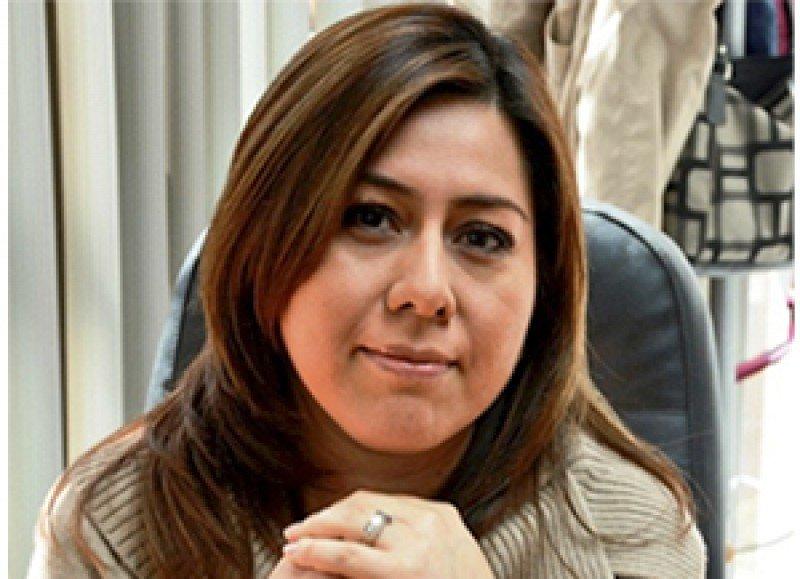 Brenda Alonso, de Travelport México.