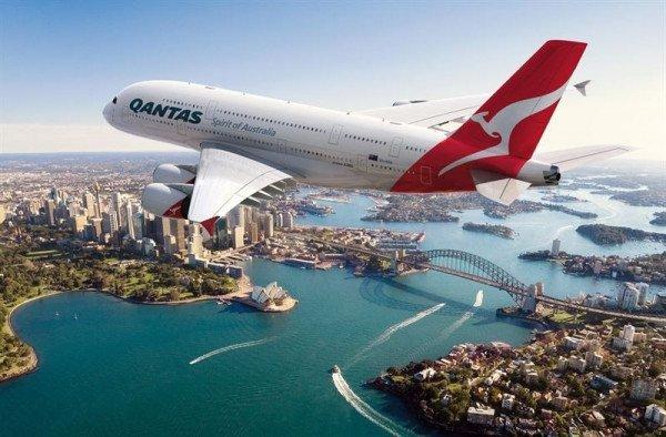 Qantas exigirá la vacuna del COVID-19 a todos sus pasajeros