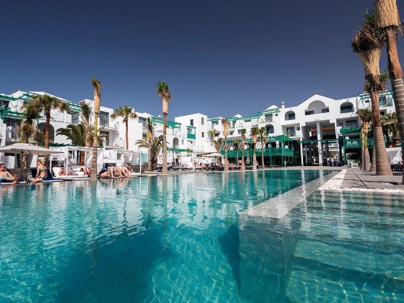 BAY ha invertido 13 M € en el Barceló Teguise Beach.