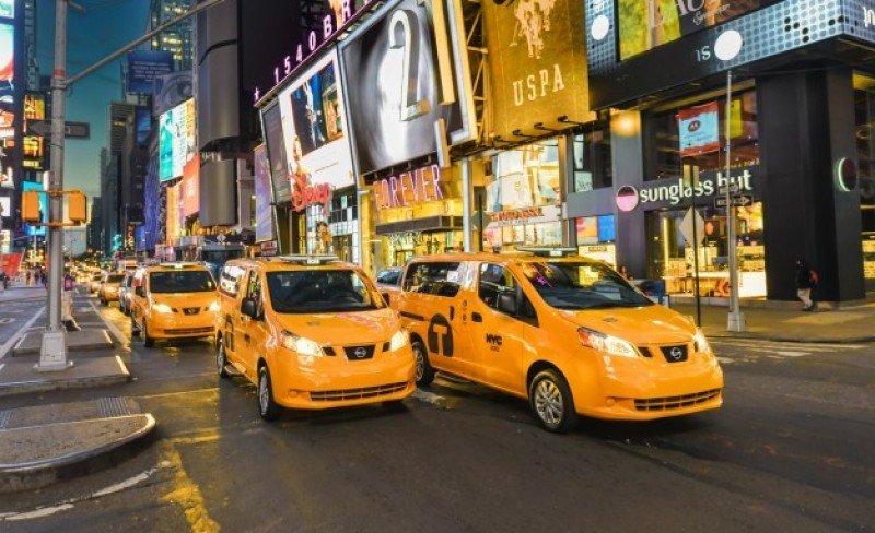 El 'taxi del mañana' arranca en Nueva York