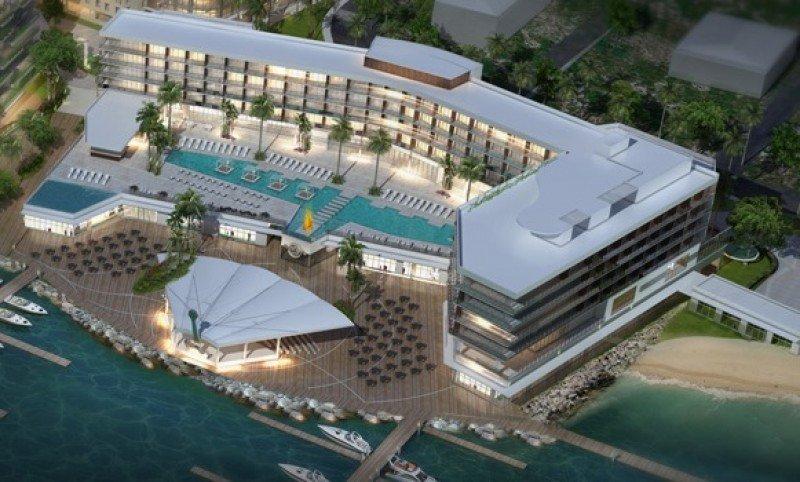 El hotel contará con 200 habitaciones.