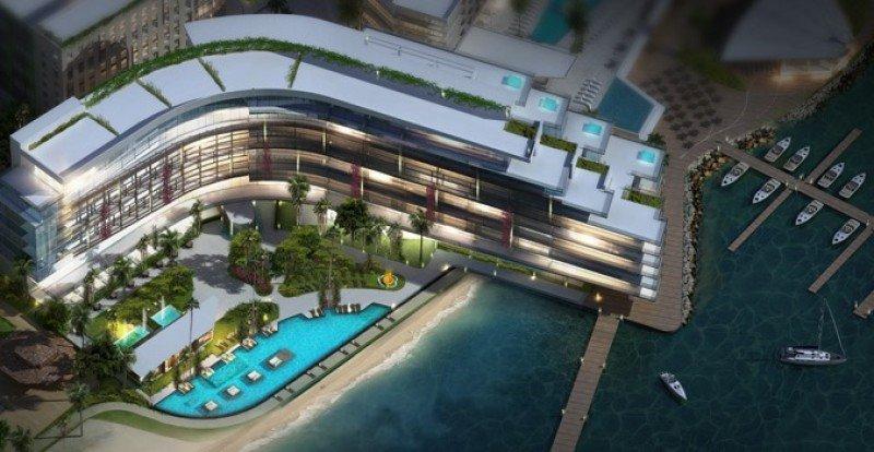 El complejo tendrá más de un centenar de residencias.