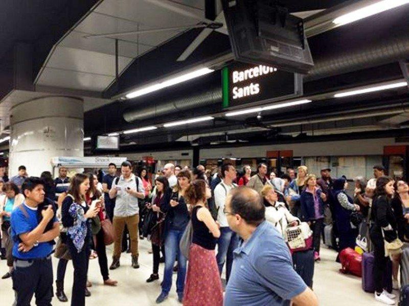 La huelga en Renfe se mantiene tras fracasar las negociaciones