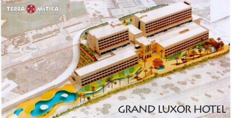 Terra Mítica abrirá su primer hotel temático en 2016