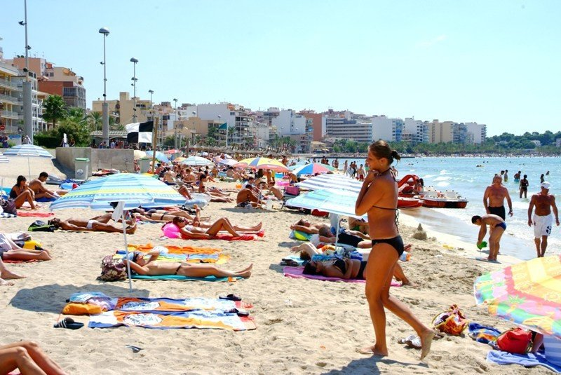 Imagen de Playa de Palma.
