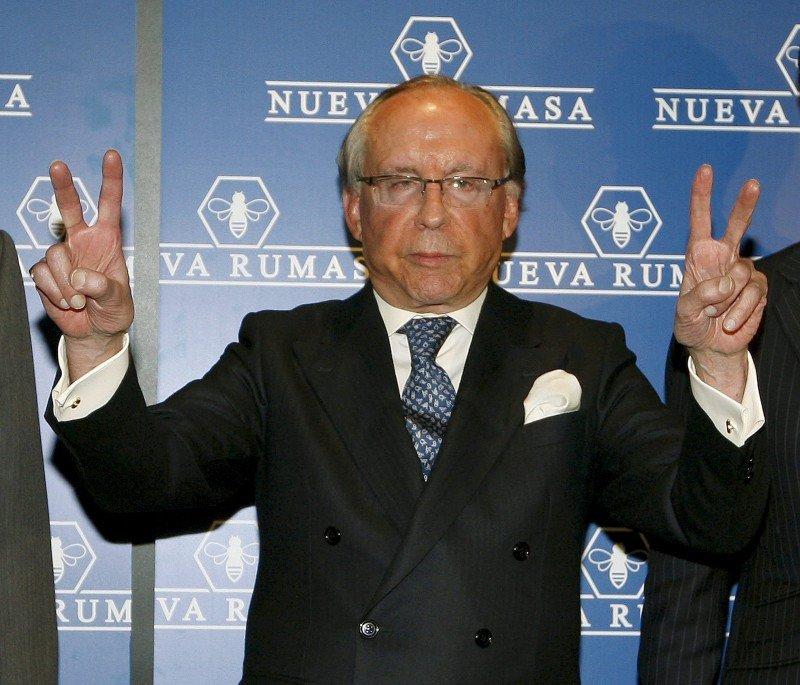 Muere Ruiz Mateos