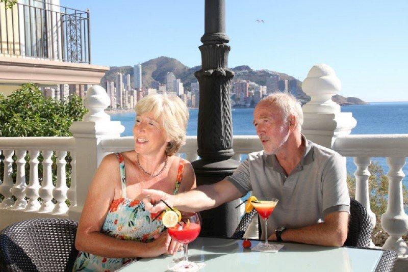 La Comunidad Valenciana, y Benidorm en particular, es uno de los destinos más demandados por los clientes seniors tanto españoles como europeos.