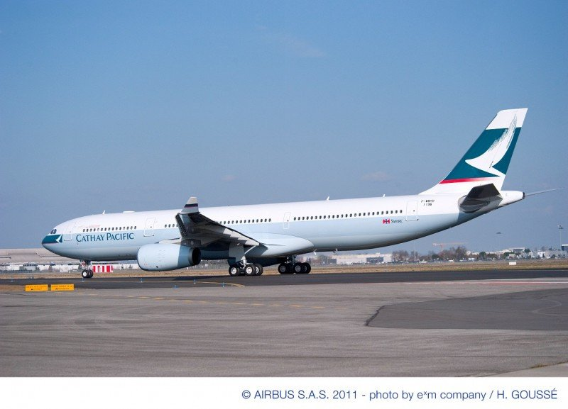 Cathay Pacific Airways anuncia vuelos directos entre Madrid y Hong Kong