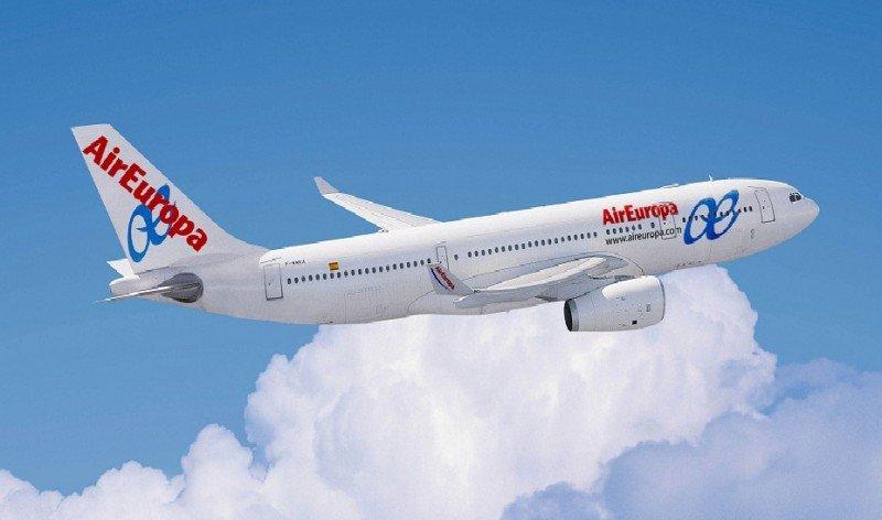 Air Europa comienza a volar a Paraguay