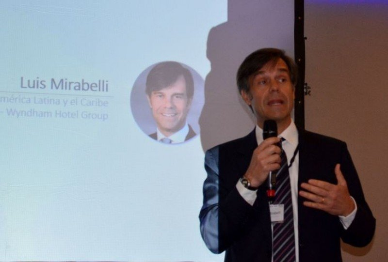Luis Mirabelli, Vicepresidente de Desarrollo para América Latina de Wyndham Hotel Group.