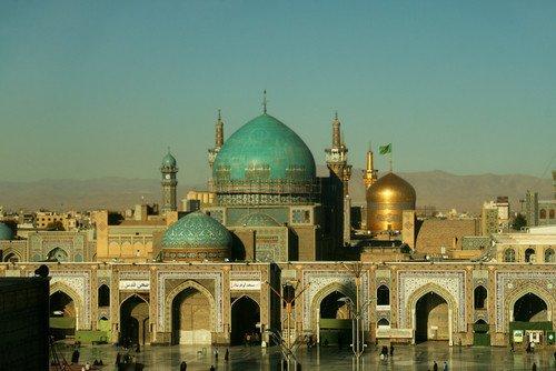 Irán recibe cinco millones de turistas cada año. #shu#
