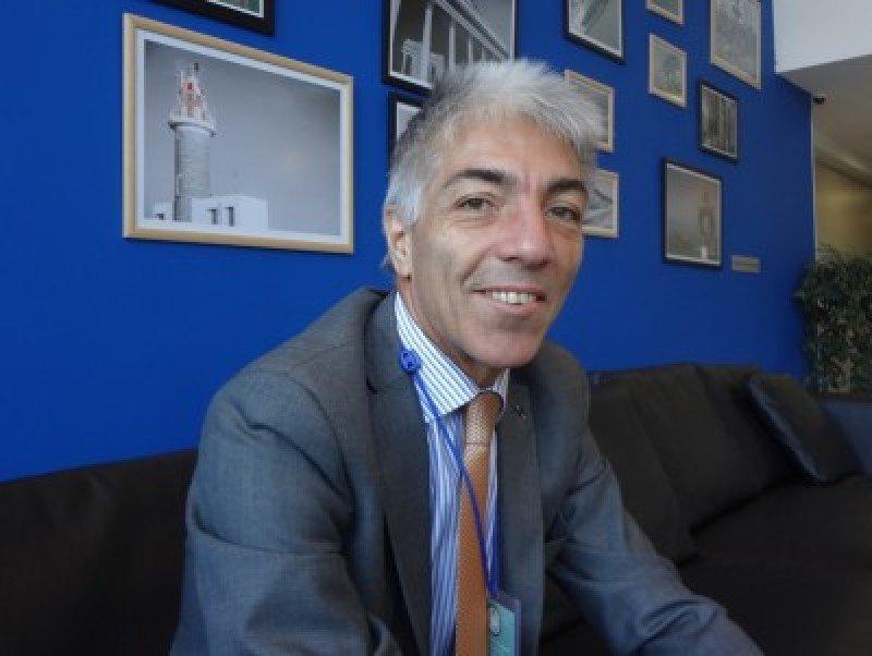 """Roberto Fusaro: """"Hoy en día el público principal son las familias, son quienes más disfrutan un crucero'."""