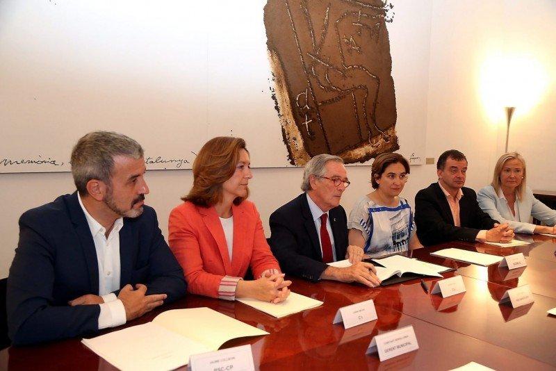 Ciudadanos y PSC pedirán la suspensión parcial de la moratoria hotelera en Barcelona