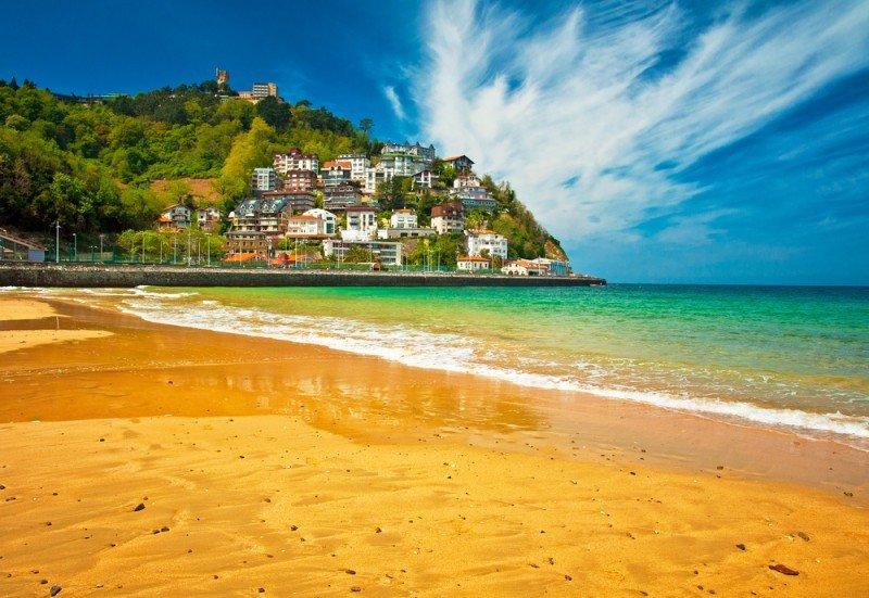 San Sebastián alcanzó los precios más altos. #shu#.