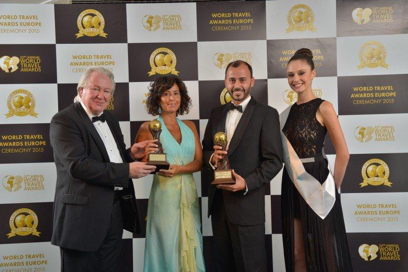 El hotel AR Diamante Beach recibe dos galardones en los World Travel Awards