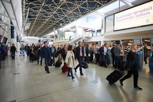 La OMT estima que el turismo mundial crecerá entre un 3% y un 4% al cierre del año. #shu#