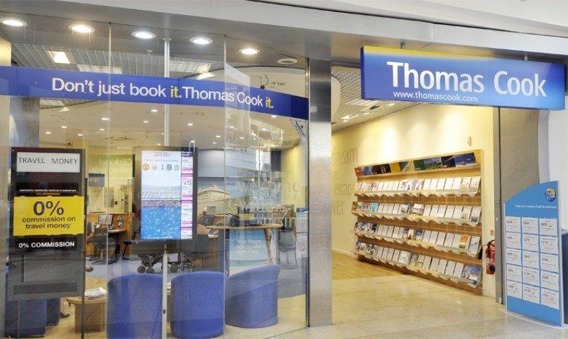 Fosun podría hacerse con el 100% de Thomas Cook