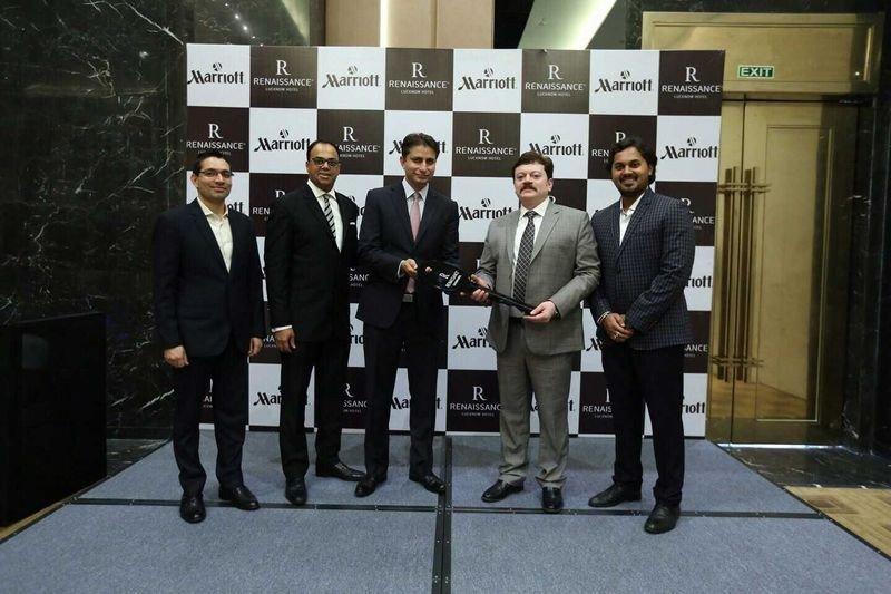 Renaissance Hotels debuta en el norte de India