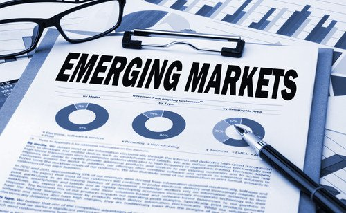 Las economías emergentes han frenado su crecimiento. #shu#