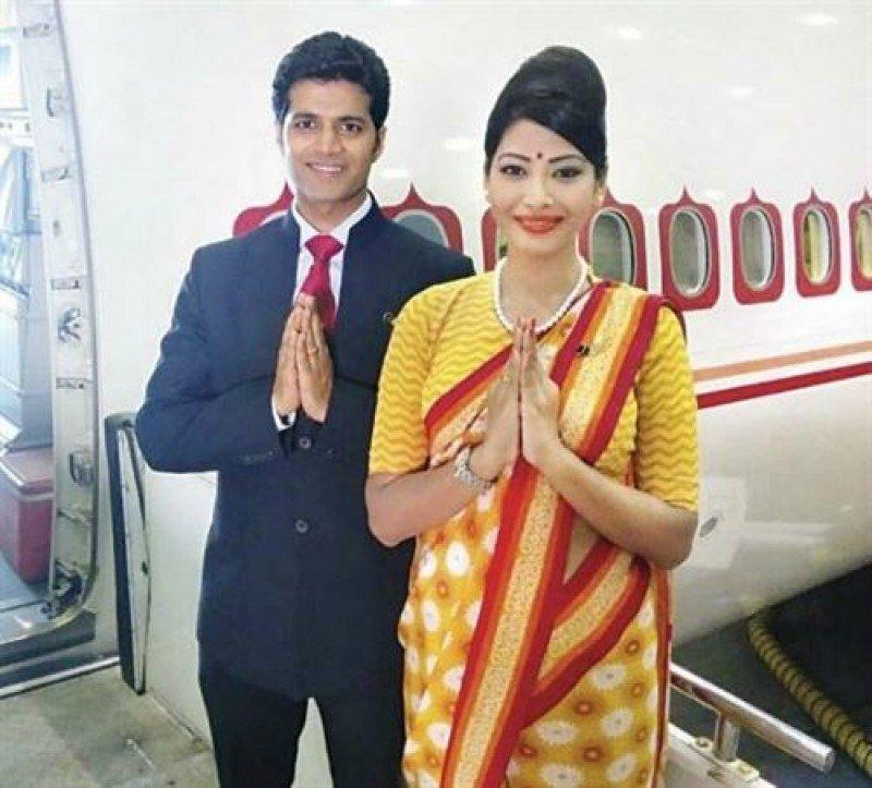Air India despedirá a 125 empleados por tener sobrepeso