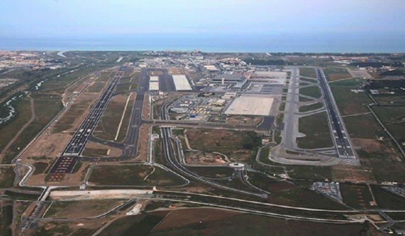 Pista fantasma del Aeropuerto de Malagá: sólo se utiliza ocho días al año