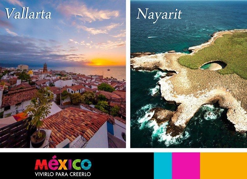 Webinar: Conoce México VII: Puerto Vallarta y Riviera Nayarit