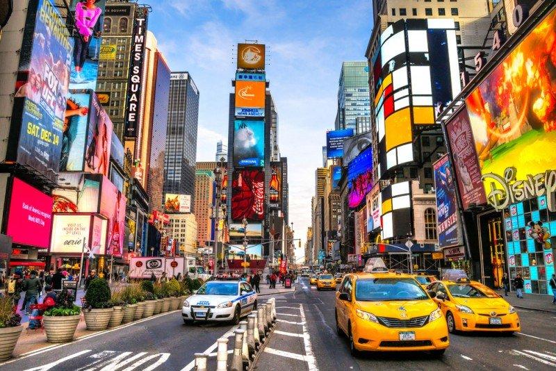 Nueva York destaca entre los destinos favoritos. #shu#.