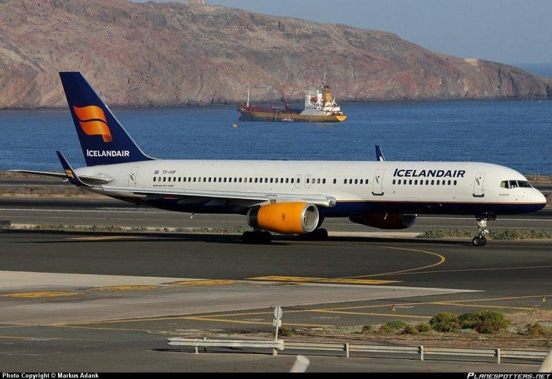 Icelandair continúa su expansión en el mercado español (Foto: Markus Adank/ PlanespottersNet).