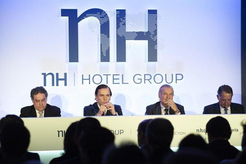 Rodrigo Echenique formaliza su renuncia como presidente de NH